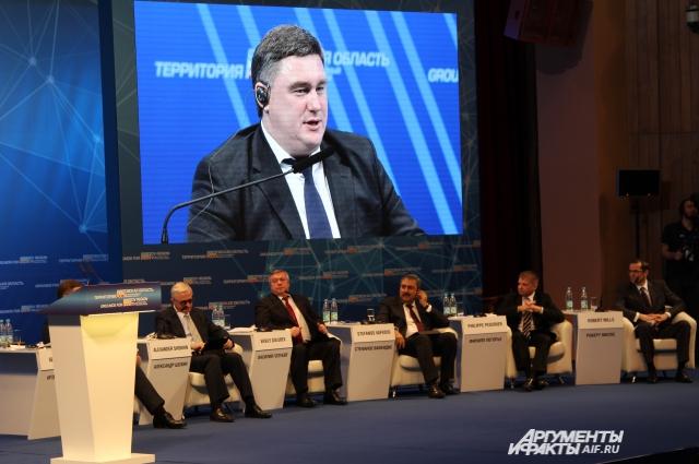Игорь Бураков считает, что у проекта ТОР «Гуково» есть все шансы стать успешным в России.