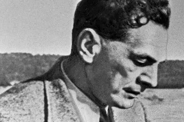 Герой Советского Союза разведчик Рихард Зорге.