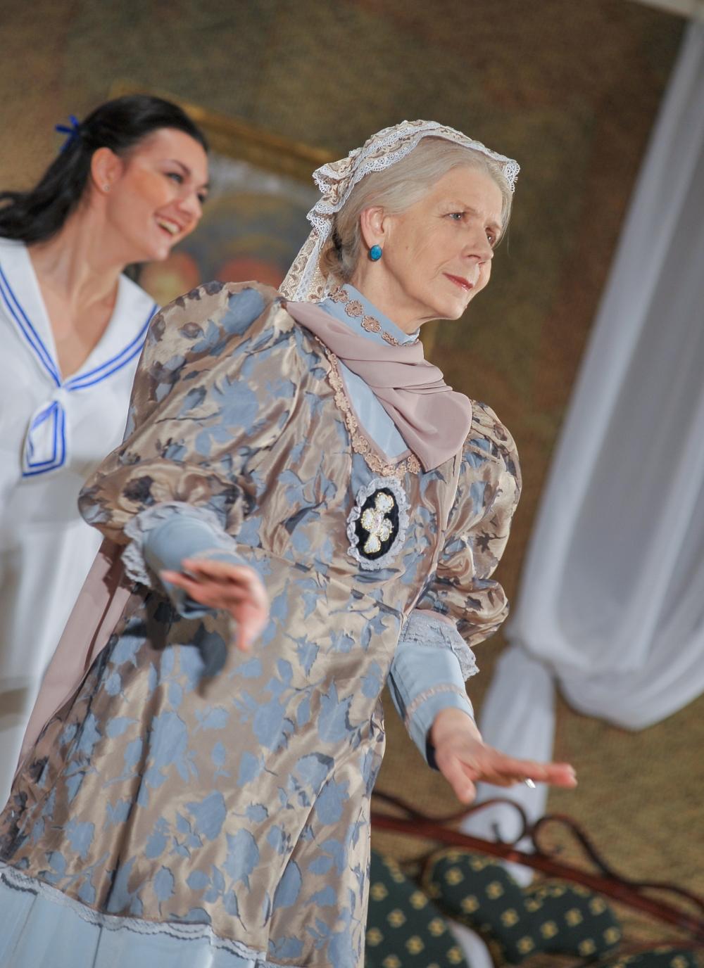 Татьяна Майорова выходит на сцену уже 47 лет.