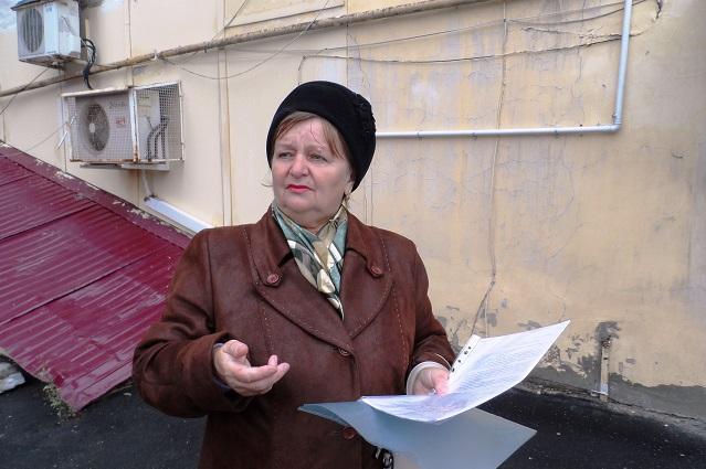 Любовь Уварова устала добиваться справедливости.