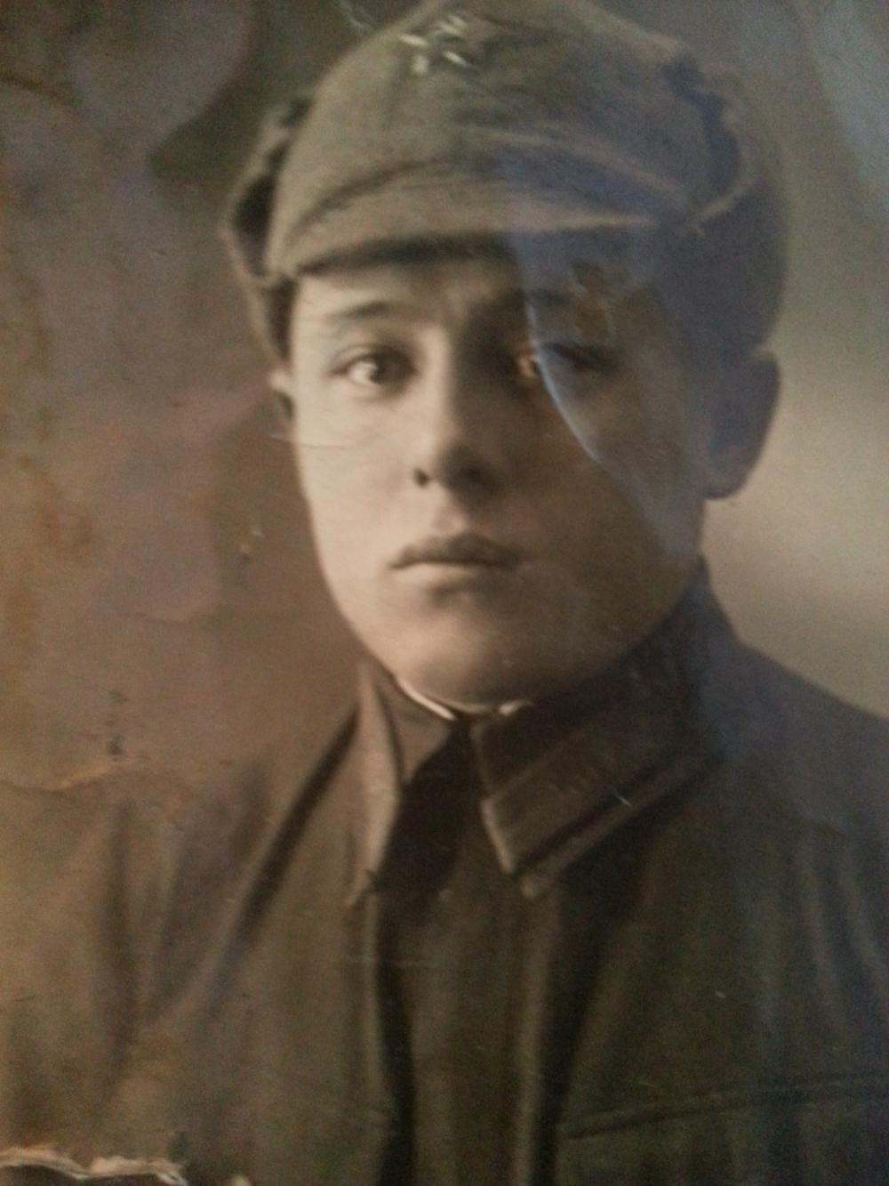 Родыгин Василий Андреевич.
