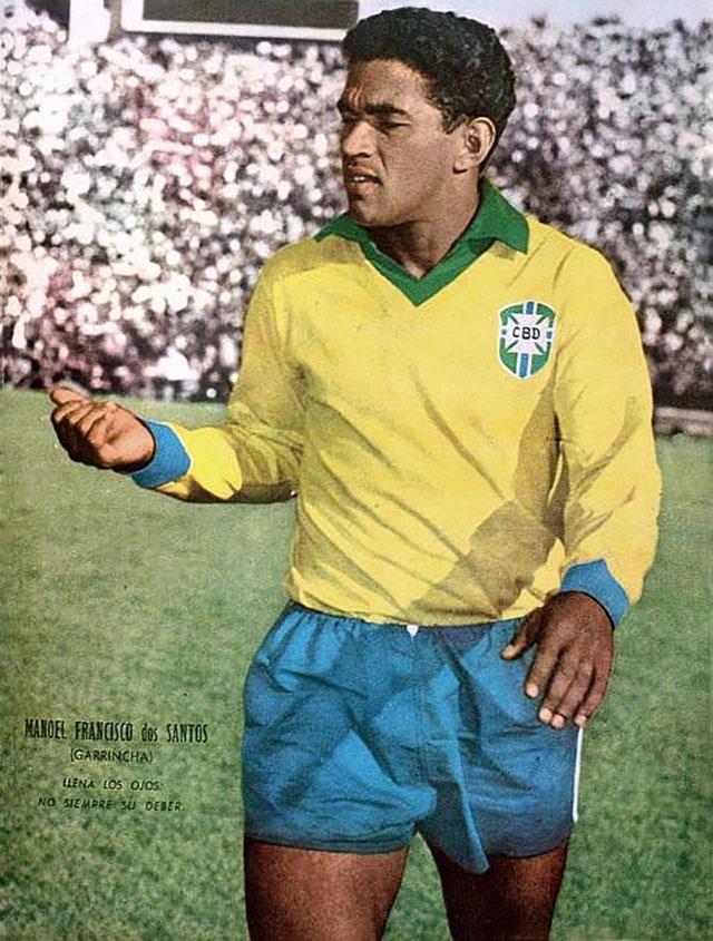 Гарринча, Чемпионат мира по футболу в Чили, 1962 г.