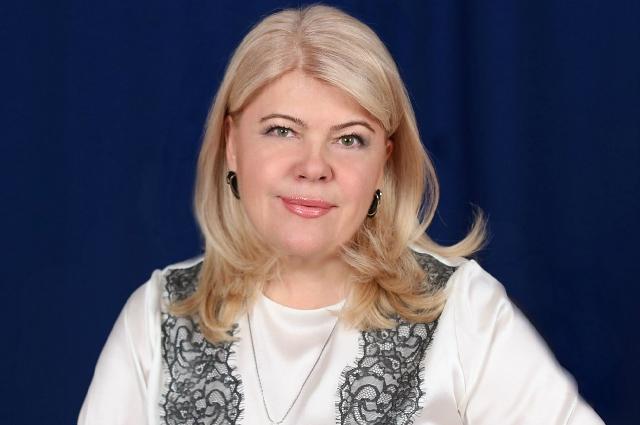 Инесса Артёмова.
