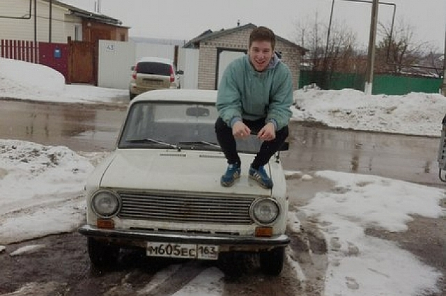 Андрей Капитонов и его копейка