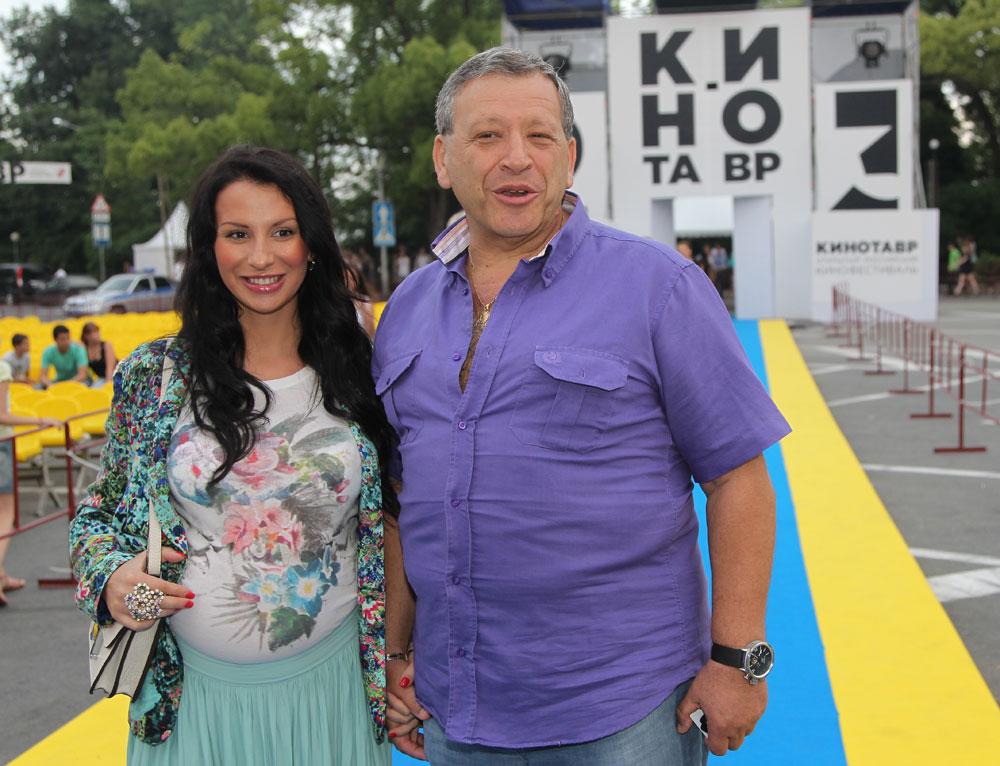 Борис Грачевский с супругой Анной.
