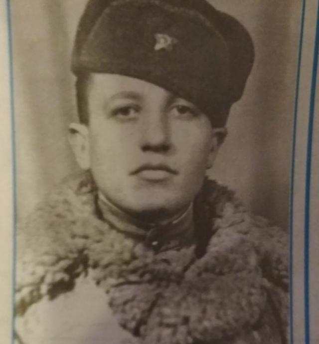 Иван Козлов в молодости.