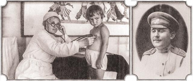 Клара Соломоновна Щербак-Барац и  Самуил Абрамович Барац – основатели знаменитой уральской медицинской линастии.