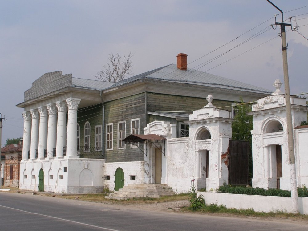 Дом Барковых