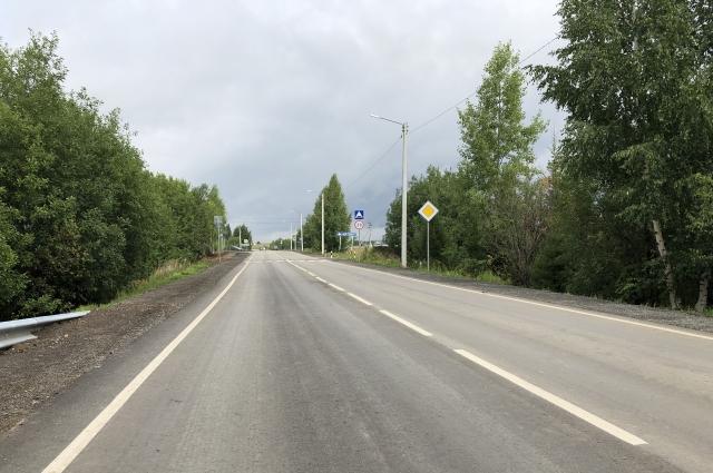 В Пермском районе отремонтировали семь дорог протяжённостью свыше 17,5 км.