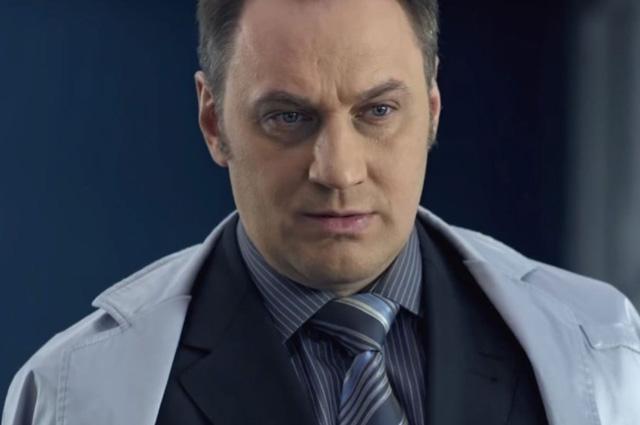 Олег Валкман в сериале «След».
