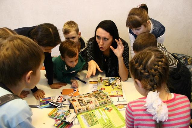 «Чердобряк» пользовался большим спросом на Пензенской книжной ярмарке.