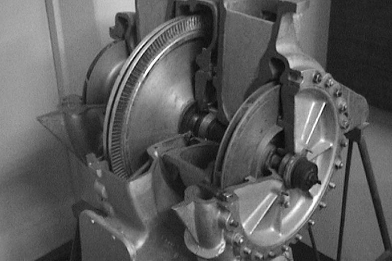 Двигатель Фау-2 в КНИТУ-КАИ.