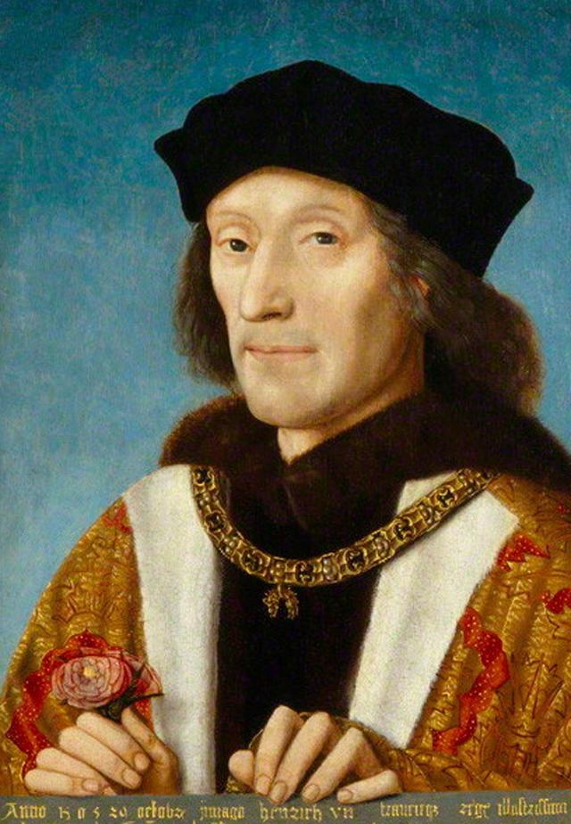 Генрих VII.