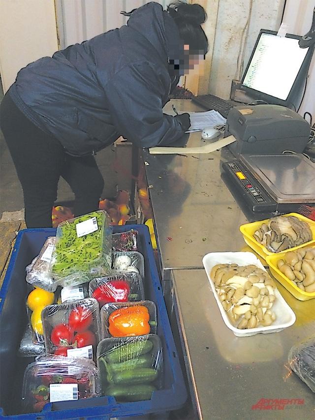 Упакованные овощи в три-четыре раза дороже обычных!