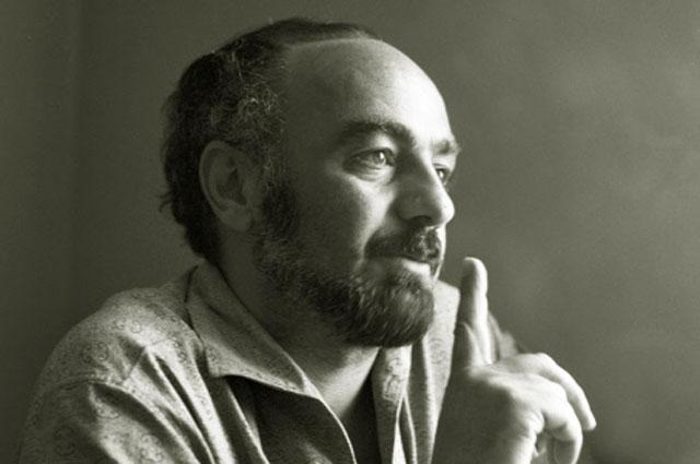 Кинорежиссёр и сценарист Сергей Параджанов, 1965 год