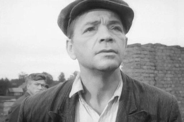 Петр Алейников в фильме «Отчий дом» (1959)