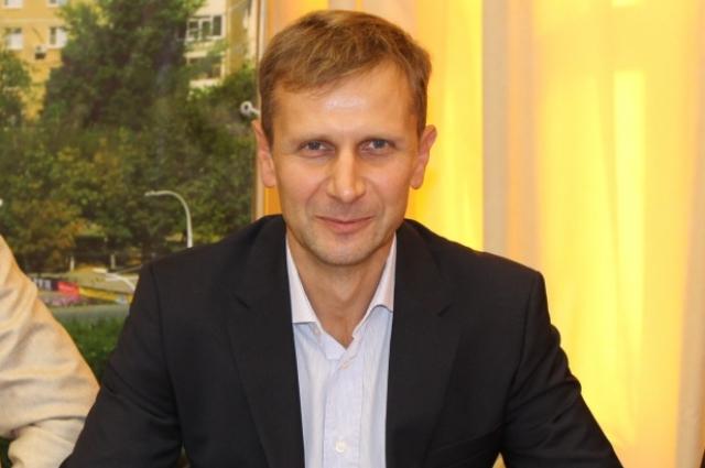 Сергей Ольховский.