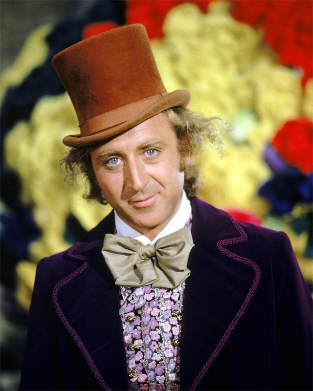 Главная роль в музыкальном фильме Мела Стюарта «Вилли Вонка и шоколадная фабрика».
