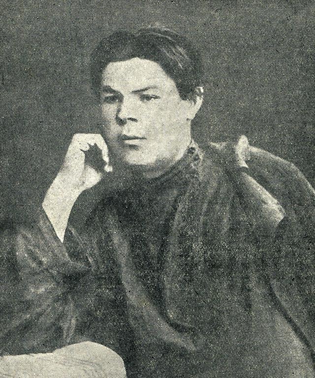 Алексей Пешков. Первая прижизненная фотография.