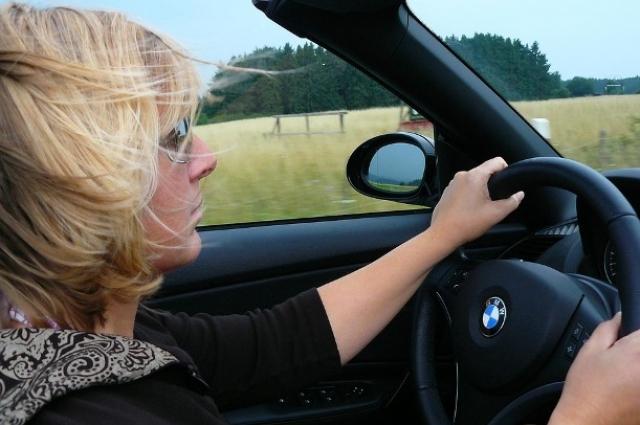 Правильно подобранные очки помогут чувствовать себя комфортно за рулем