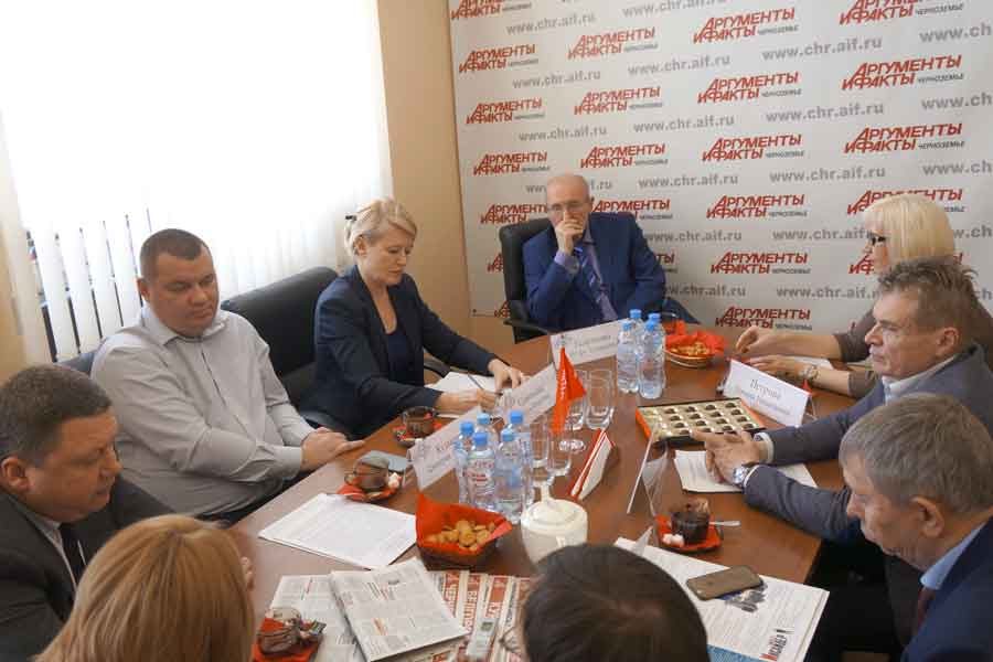 Участники круглого стола обсудили создание эффективной системы оздоровления общества.