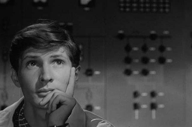 Кадр из фильма «Девять дней одного года» (1961).