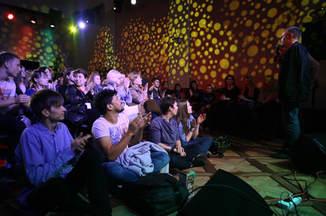 Открытый фестиваль документального кино «Россия»
