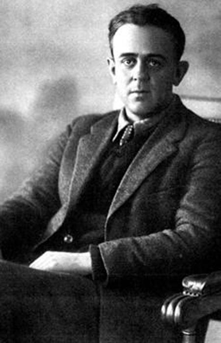 Джон Рид в 1915 году.