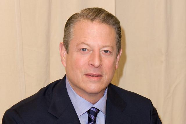 Альберт Гор.