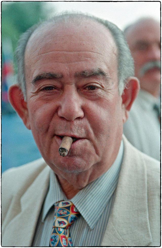 Борис Брунов в 1997 году.