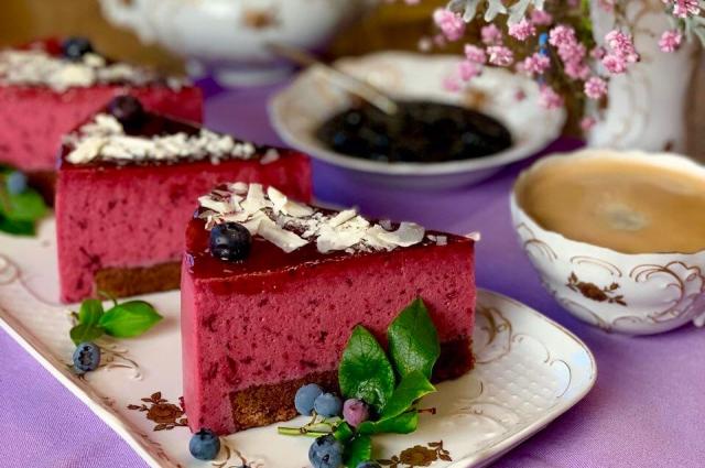 Сладкие десерты могут служить в качестве антидепрессантов.