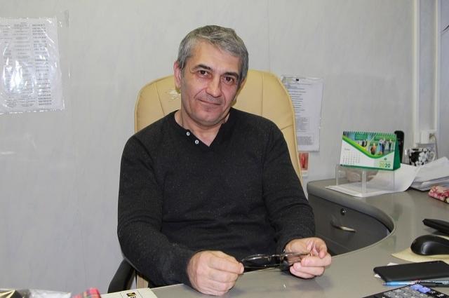 Владимир Мороков.