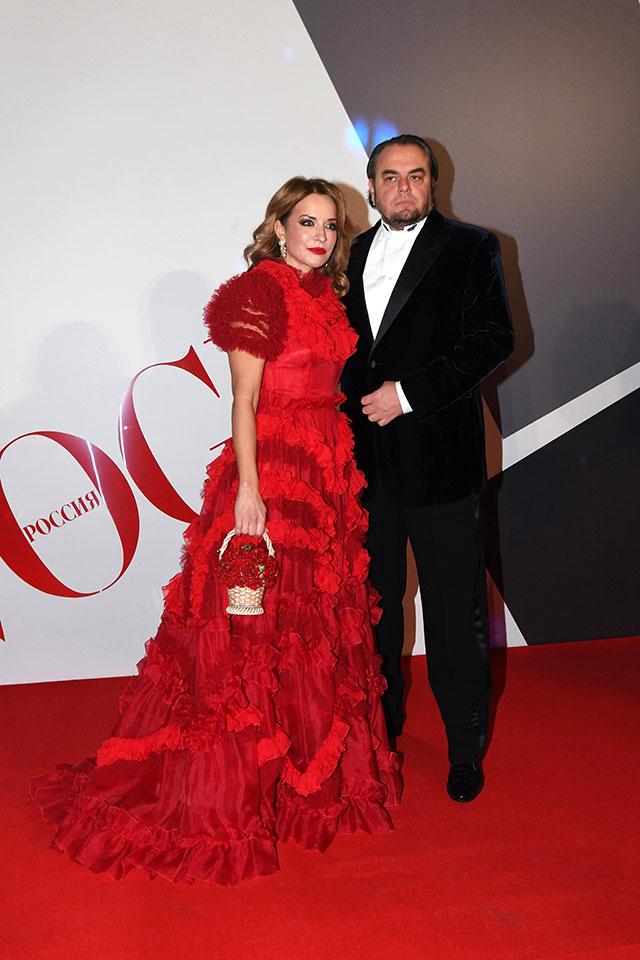 Олег Шелягов и его супруга Виктория.