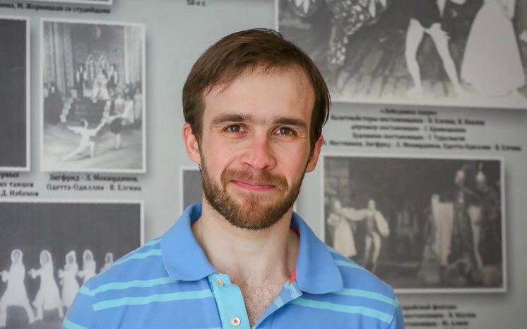 Павел Необутов: стараюсь держать себя в форме.
