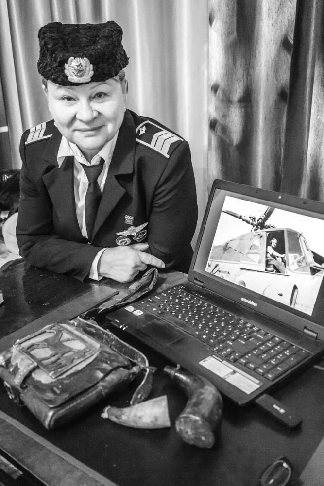 Небесной профессии Людмила Кошиль отдала 25 лет