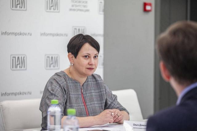 Ольга Дементьева, директор по развитию завода