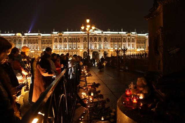 Большинство погибших в катастрофе - петербуржцы