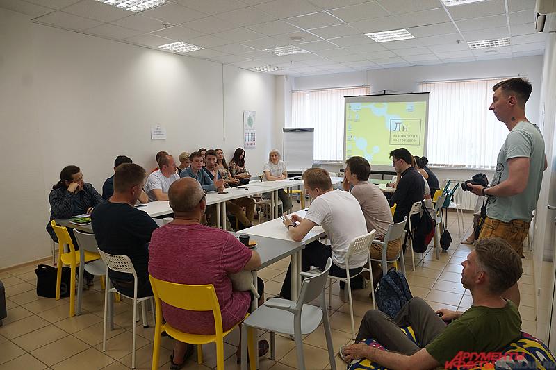 Главной темой для обсуждения стала репрезентация гопника в современной российской культуре.