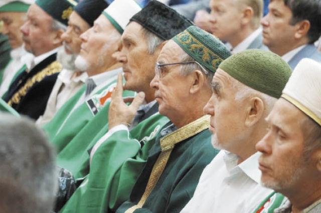 На встрече в Барде собрались татары и башкиры со всего края.