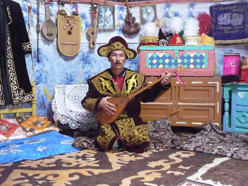 Казахская культура
