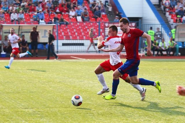 Красноярские футболисты 1 апреля примут на своём поле «СКА-Хабаровск» в рамках первенства России. Это сильный соперник.