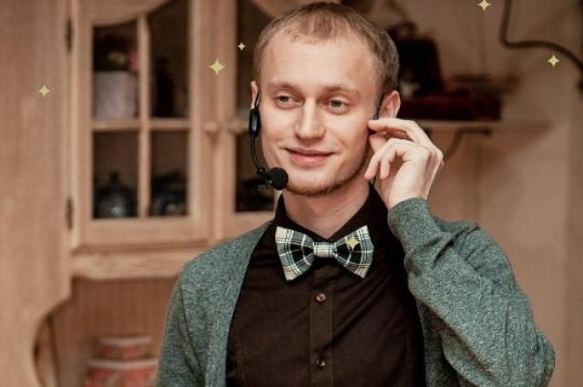 Вячеслав Передерей: к концу обучения в институте оказалось, что говорю в микрофон лучше, чем проектирую здания.