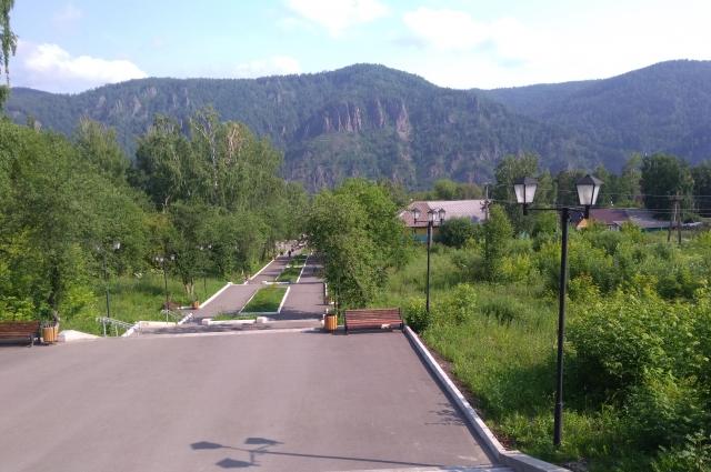 Шикарный панорамный вид открывается практически с любой точки города.