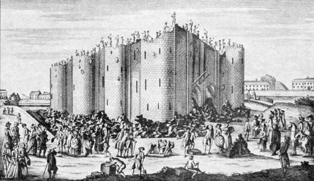 тюрьма Бастилия