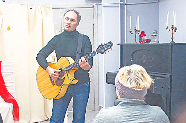 Сергея Есенина можно и читать, и петь.