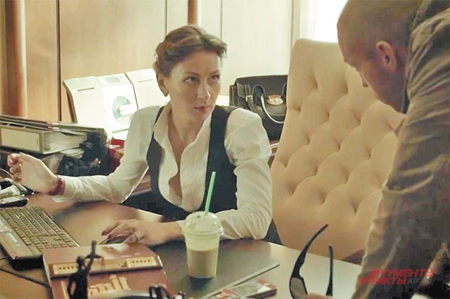 В роли Ольги в социальной драме «Салам Масква» режиссёра Павла Бардина.