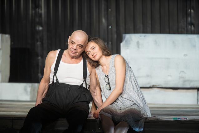 «Шутники», где главную роль сыграл Константин Райкин, остались в новой программе