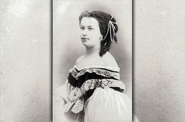 Наталья Александровна Пушкина-Дубельт, графиня Меренберг.