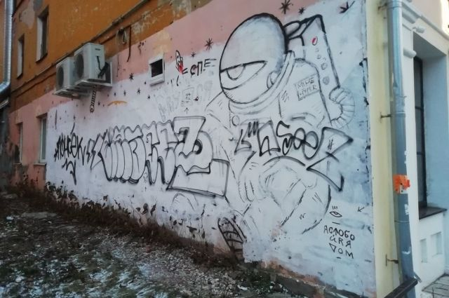 Портрет Солженицына, скорее всего, появится на стене этого дома.