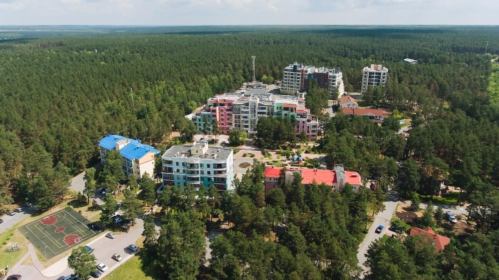 Соколиния гора - уголок спокойствия рядом с городом.